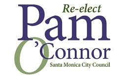 Re-elect Pam O'Connor for City Council
