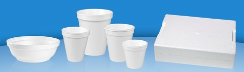 Expanded Polystyrene containers
