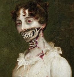 Pride and Prejudice and Zombies book cover