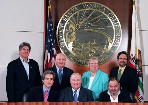 Santa Monica City Council 2008