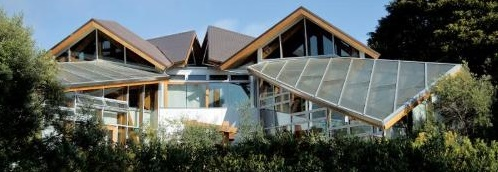 Frank Gehry's new self-designed home