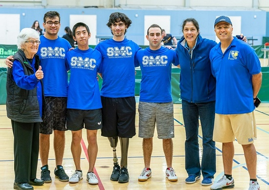 SMC Table Tennis Team