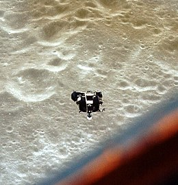 Apollo 10 Lunar module